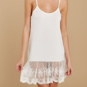 Lace Layering Camisole